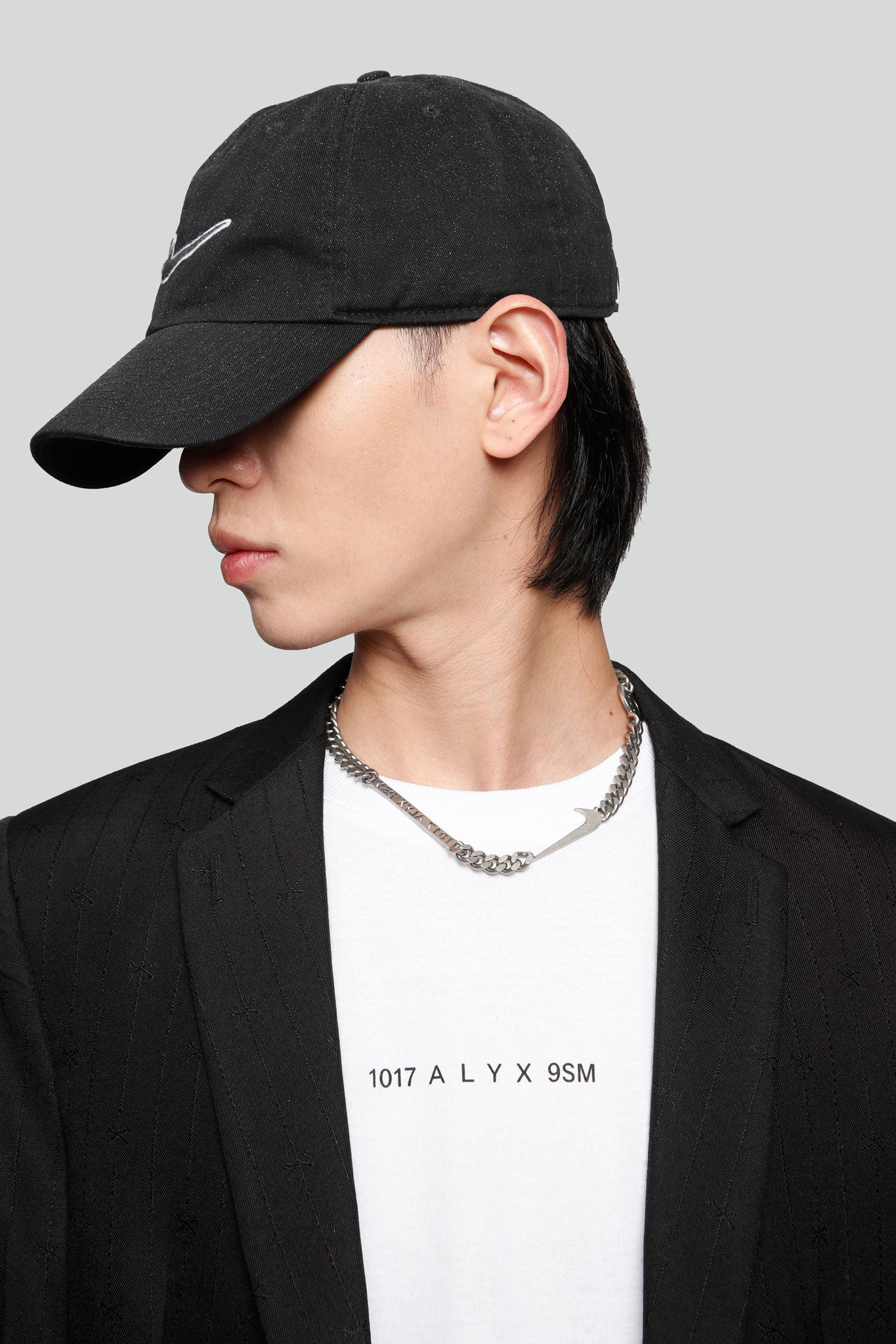 Nike Collab Baseball Cap Black