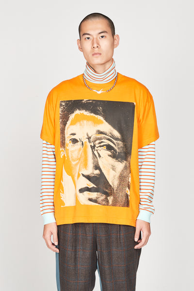 Vyner Articles - Orange Vision Tee