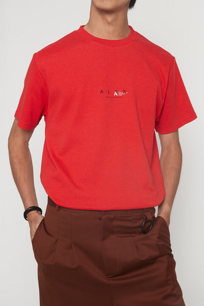 Alyx Logo Tee Red