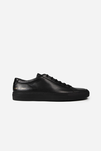 common projects - Original Achilles Low Black