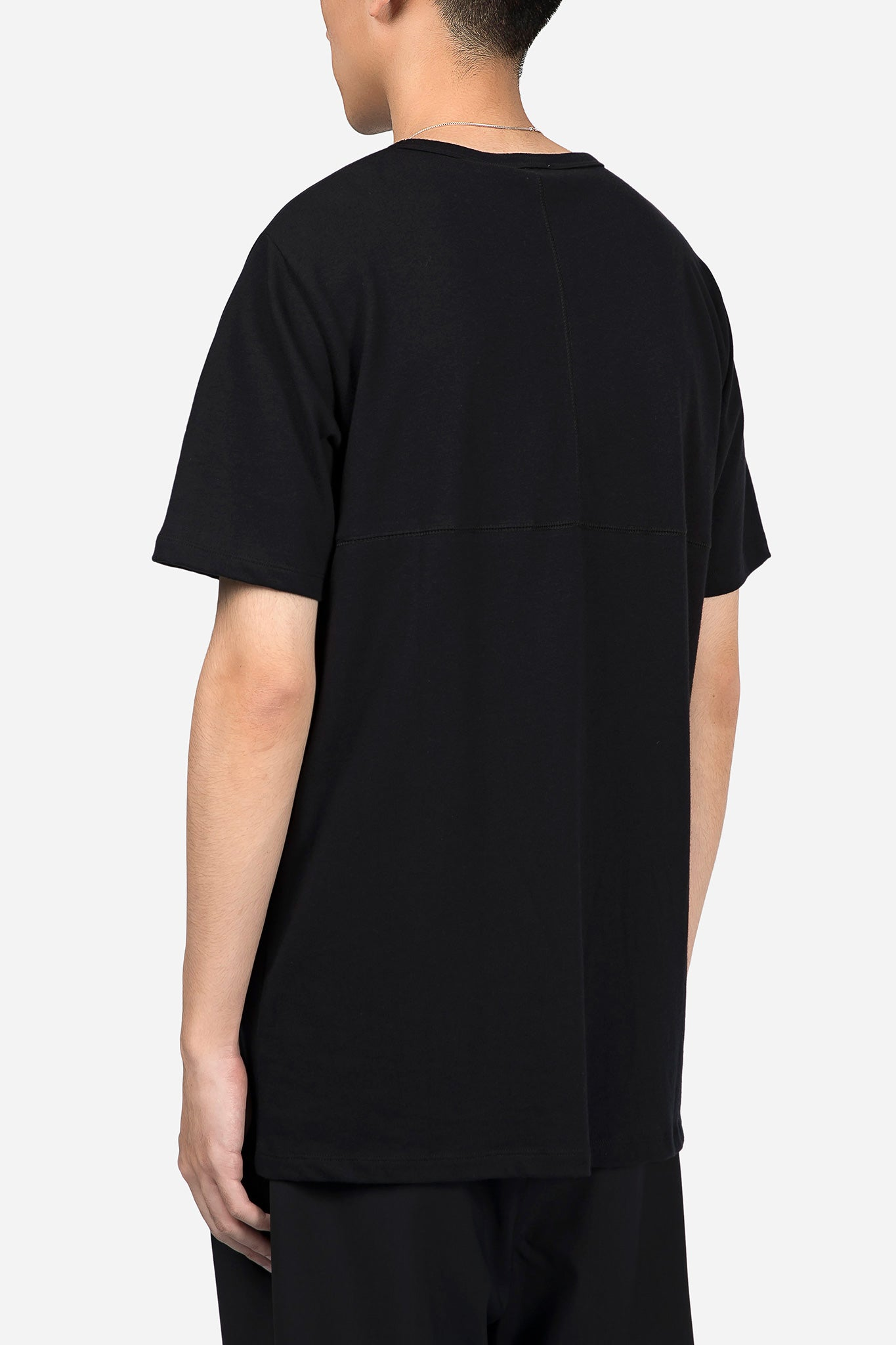 Unity Blair Tee Black