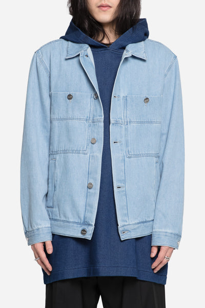 Etudes Studio - Guest Stone Denim Jacket