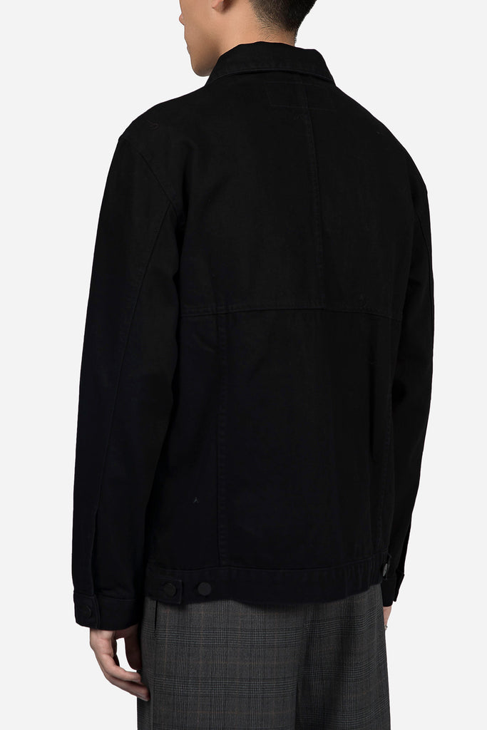 Guest Blanco Denim Jacket Black