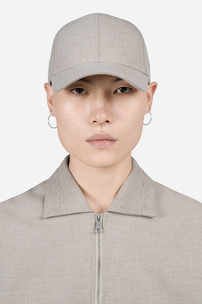 Interchangeable Sports Cap Moonstone Grey