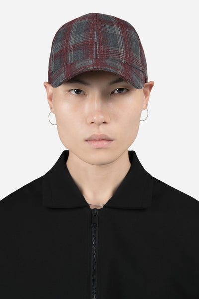 Interchangeable Sports Cap Oxblood Stone