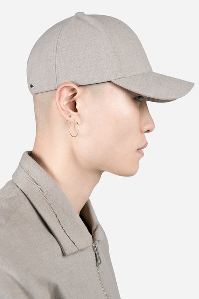 YellNow - Interchangeable Sports Cap Moonstone Grey