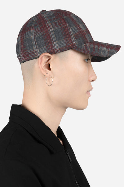 YellNow - Interchangeable Sports Cap Oxblood Stone
