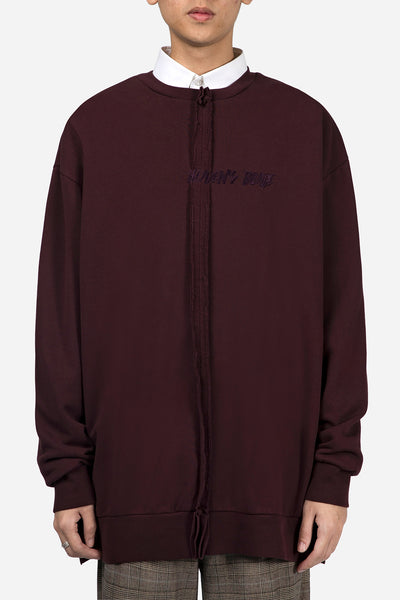 Yang Li - Heaven's Blade Sweatshirt Dark Purple