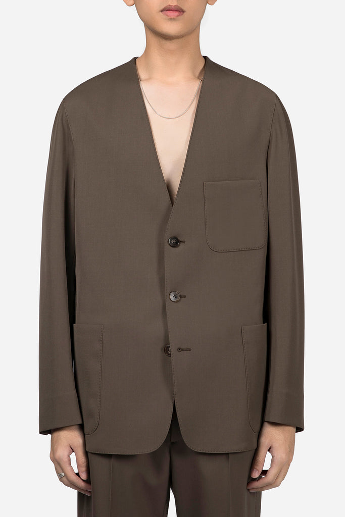 Suit Jacket Brown