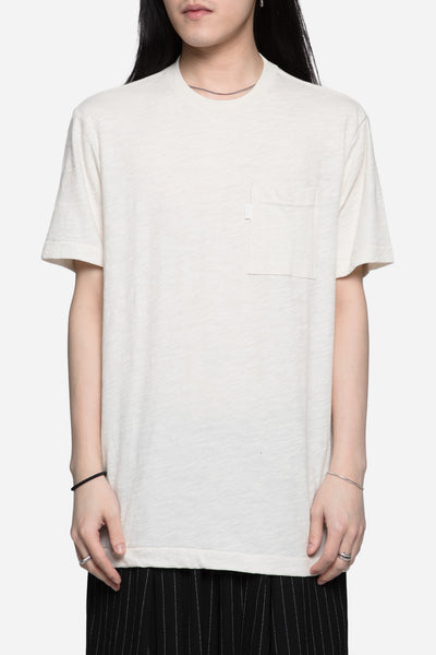 Aimé Leon Dore - Reverse French Terry Pocket Tee Eco