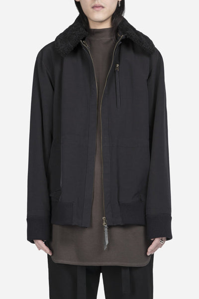 robert geller - The Raphael Bomber Black