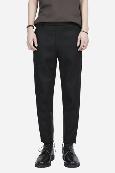 robert geller - The Daniel Pants Black