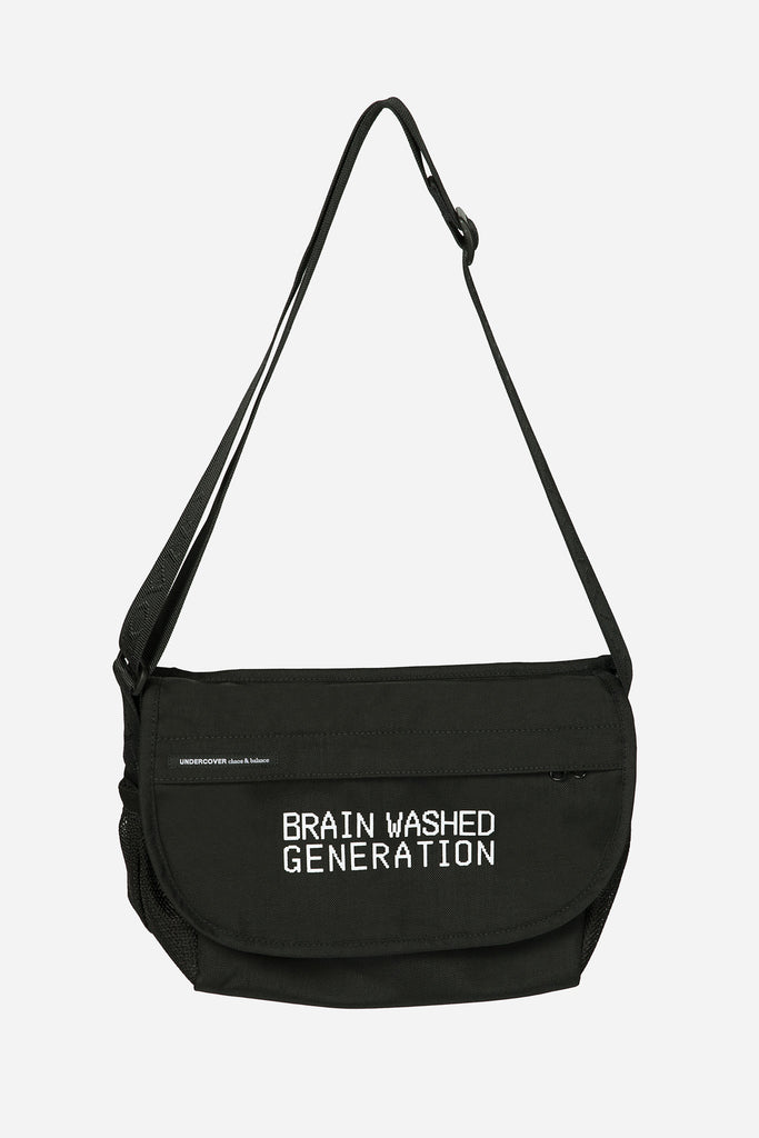 Brain washed Small Bag Black