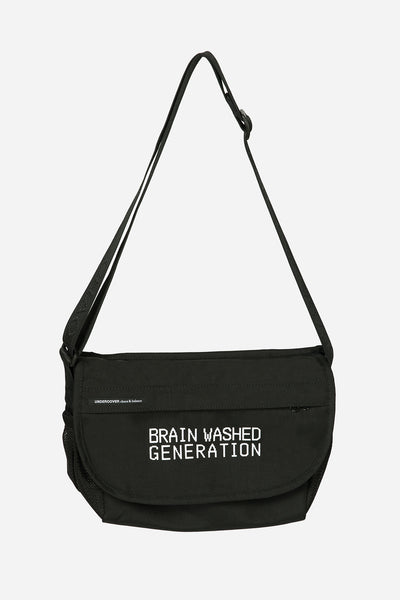 Undercover - Brain washed Small Bag Black