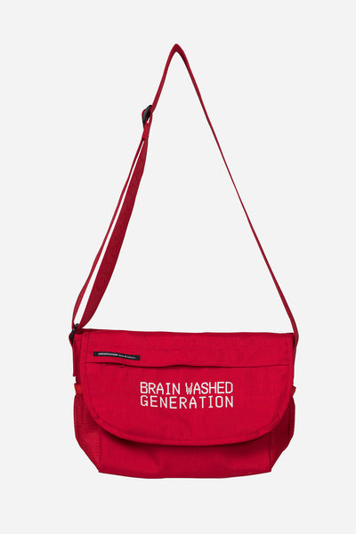 Undercover - Brain washed Small Bag Red