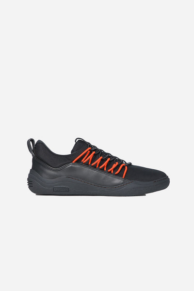 Lanvin - Knit Low Mesh Effect Sneakers