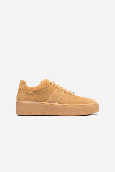 Maison Margiela - Chunky Sole Sneakers Amber