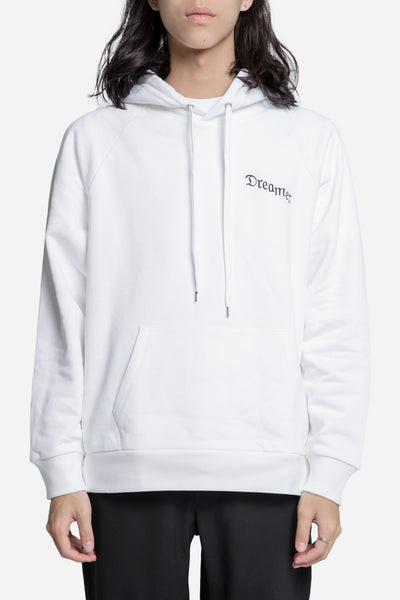 Second / Layer - Lil Dreamer Hoodie White