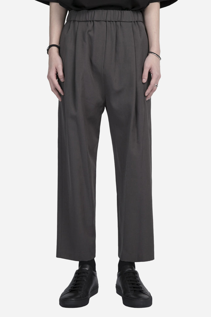POE Trousers Smoked Brown