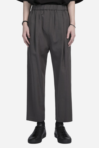 damir doma - POE Trousers Smoked Brown