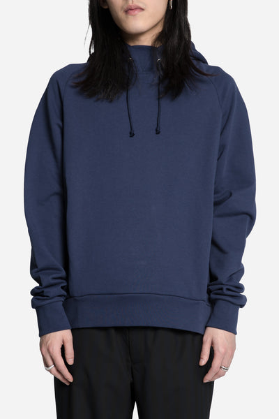 Martine Rose - Classic Embroidered Hoodie Navy/White