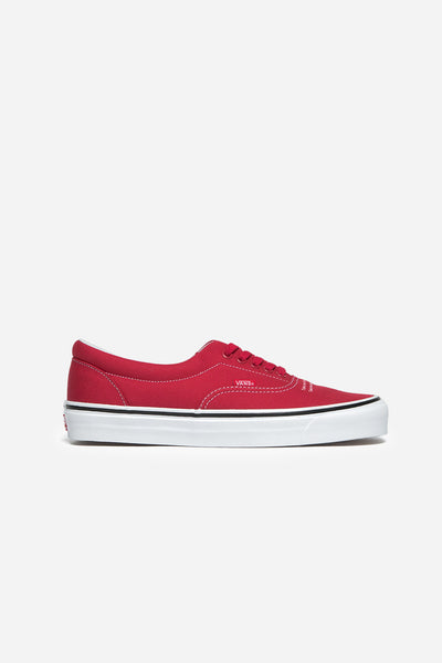 Undercover - Printed Vans Red