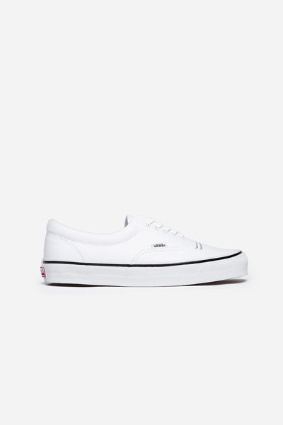Undercover - Printed Vans White