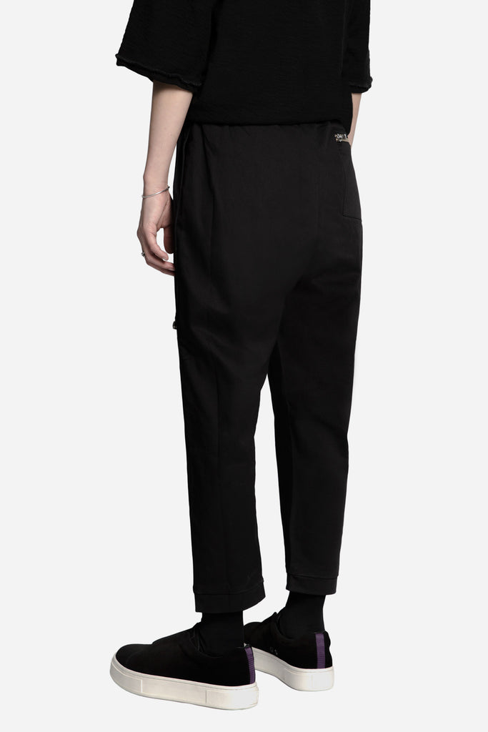 Yutok Baseball Pants Black
