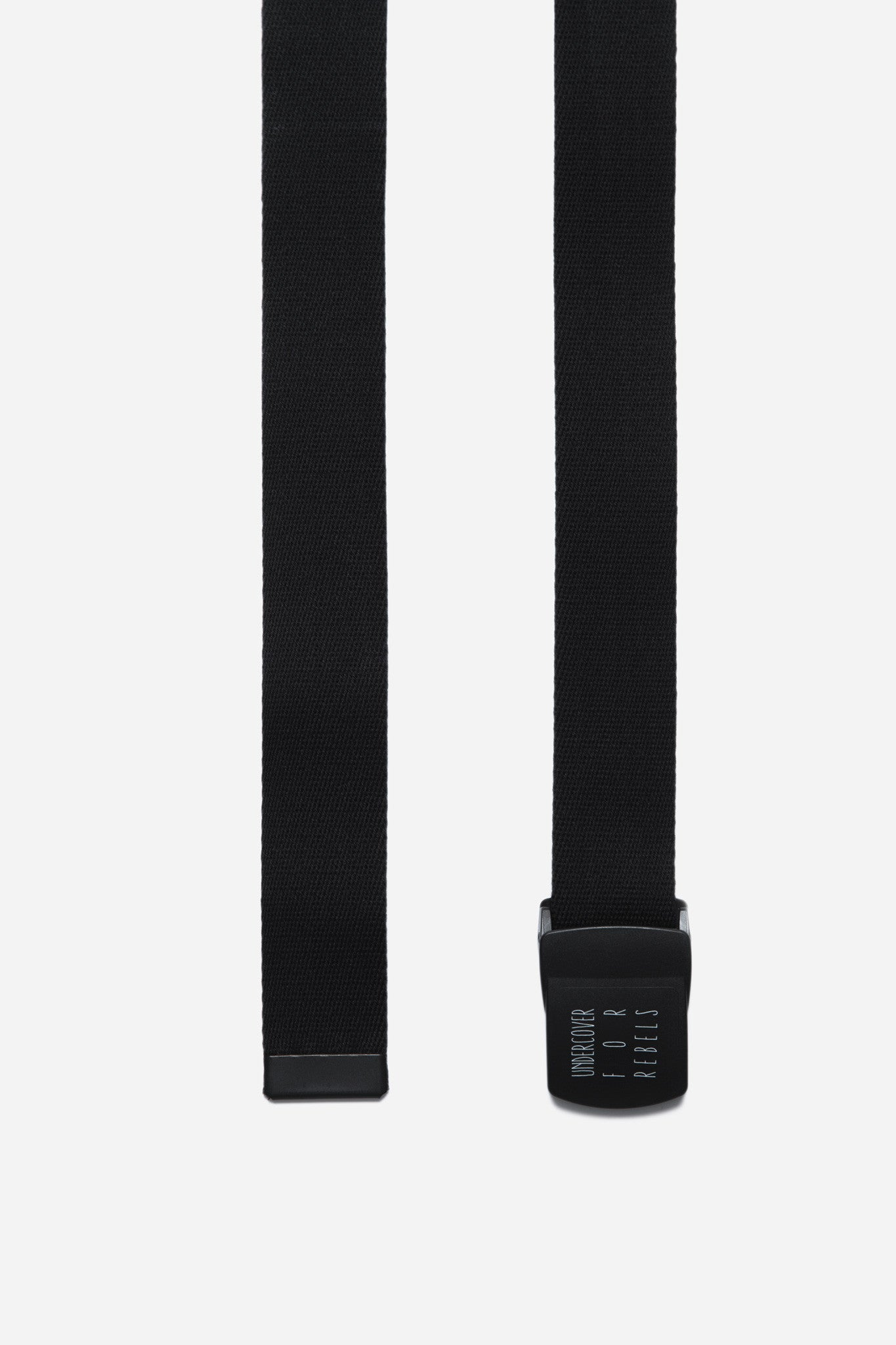 Printed Belt Black