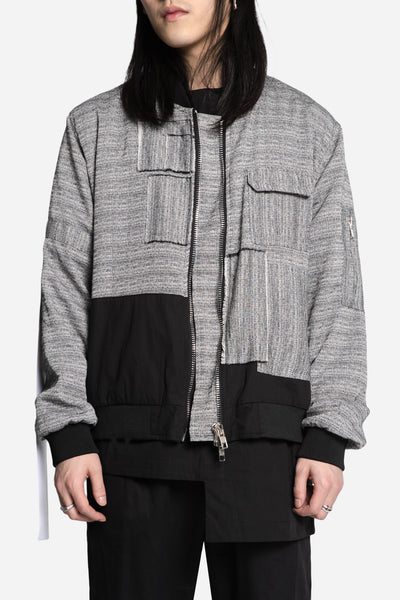 Tourne de Transmission - Bolt Bomber Grey Melange