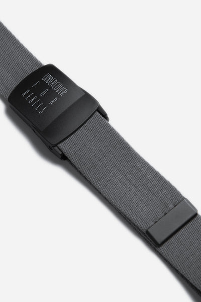 Undercover - Printed Belt Grey