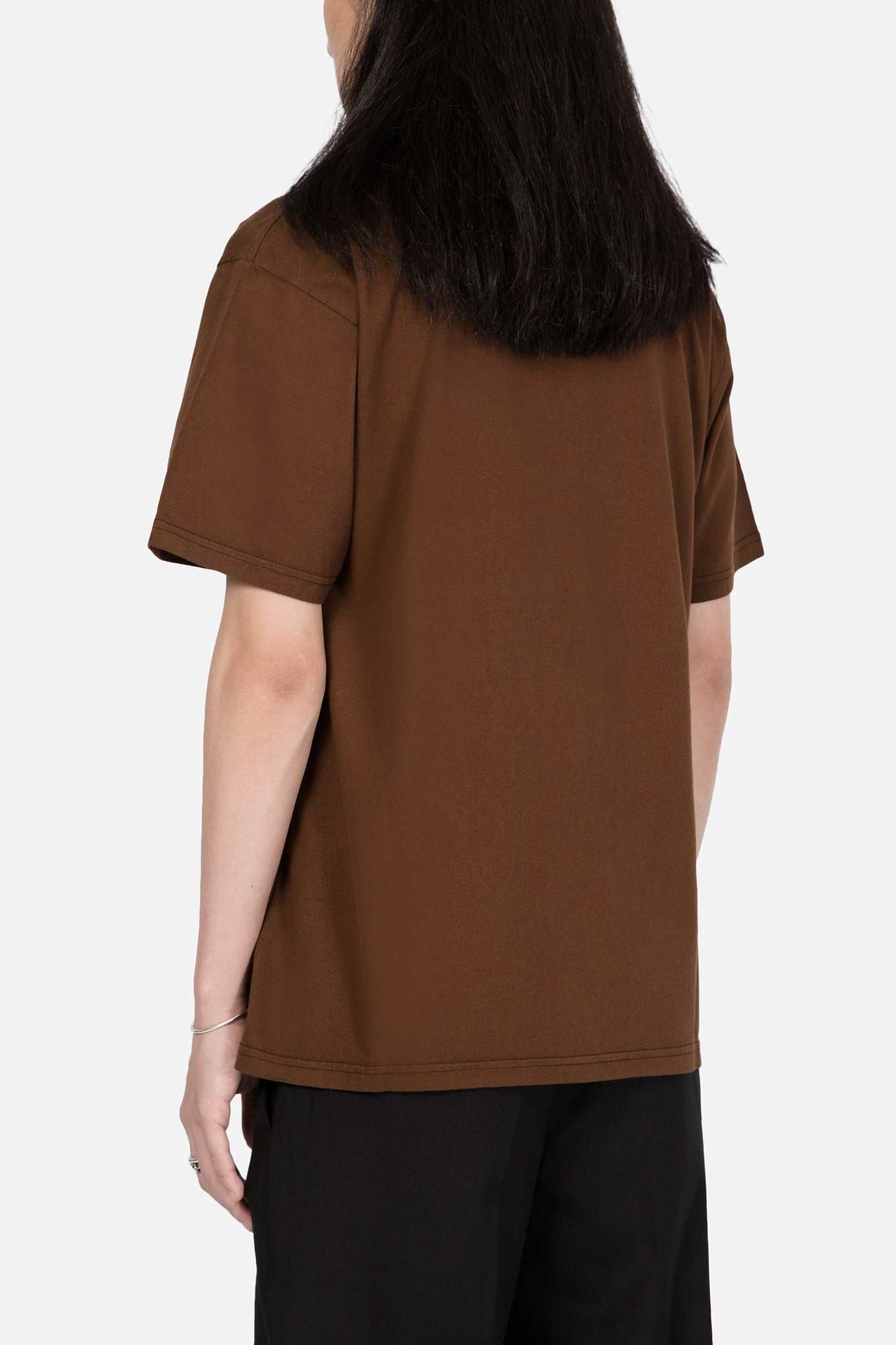 STYLE 1 OPT 1 T-shirt Brown