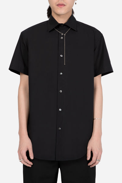 Dust - STYLE 7 SS Shirt Black