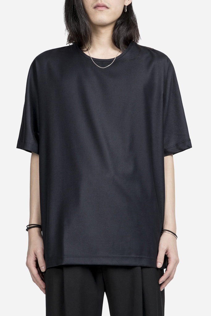 Boxy T-Shirt Navy