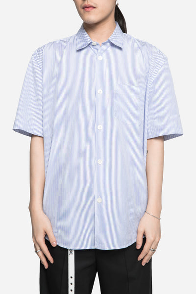 Our Legacy - Initial SS Shirt Light Blue