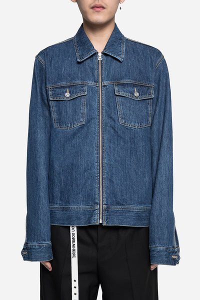 Our Legacy - Jean Jacket Rinse Wash