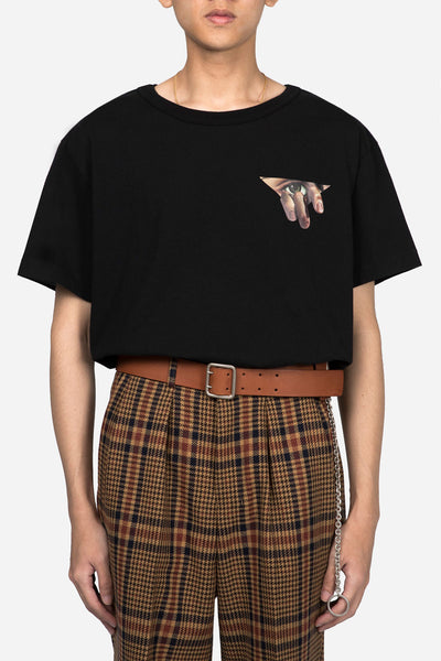 Off-White - Eyes T-shirt Black Multicolor