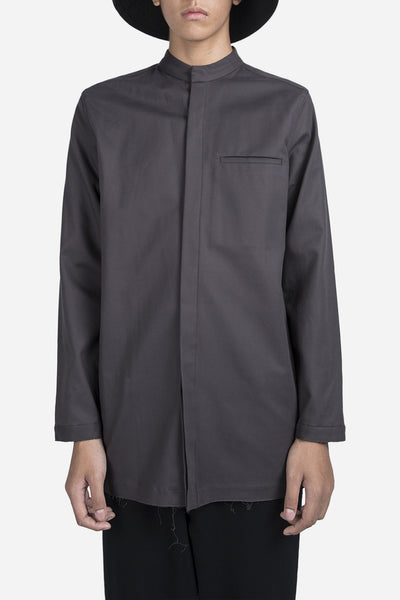 YellNow - Tye Long Sleeve Shirt Volcanic Ash