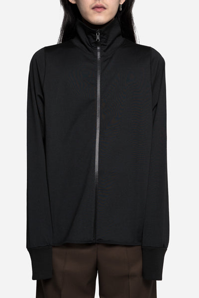 Our Legacy - Full Zip Funnel Black Team