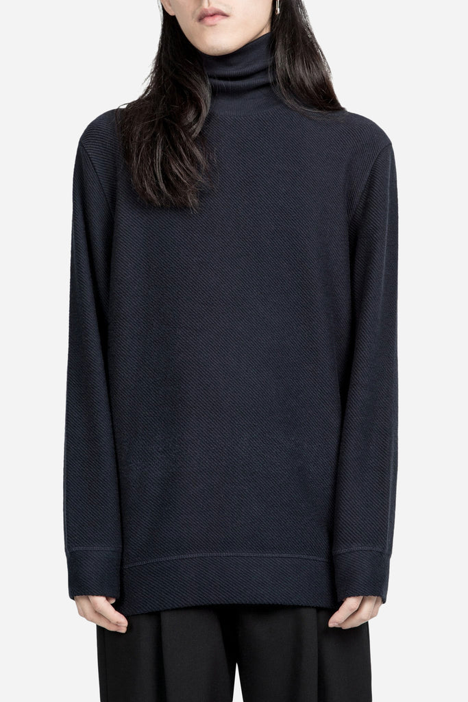 Scott Highneck Crew Navy