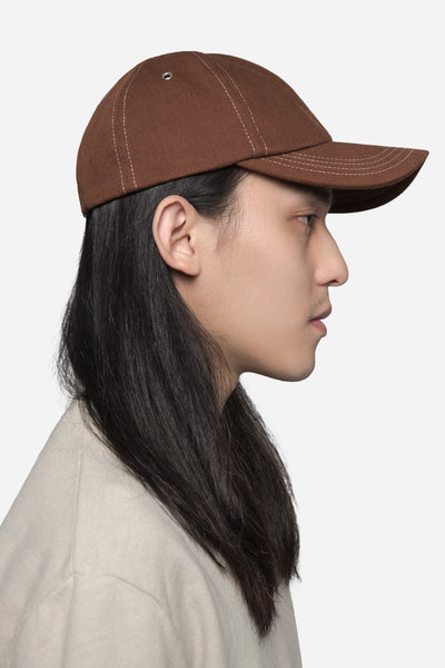 AMI - Sport Cap Brown