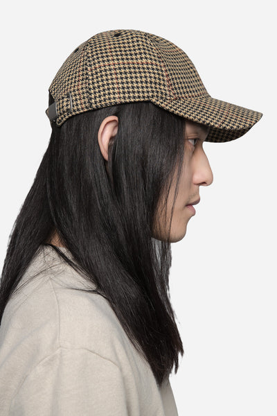 Our Legacy - Ballcap Houndstooth Tweed