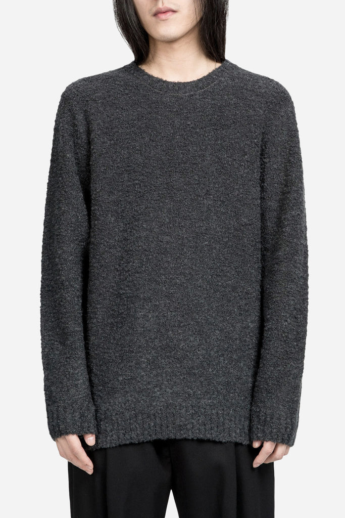 Willie Knitwear Light Grey