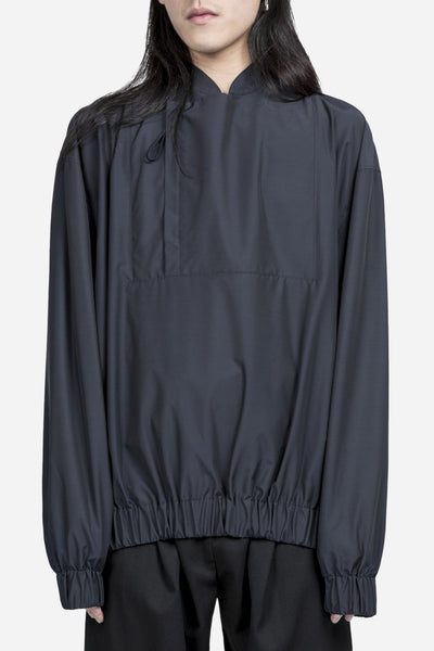 e. tautz - Track Top Nylon Navy