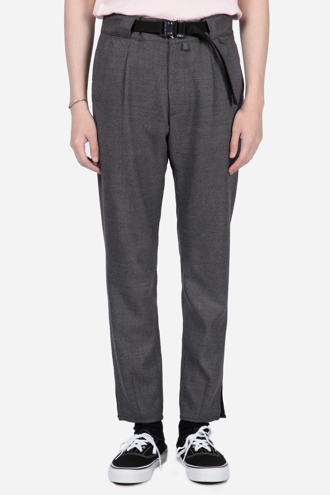 Tailored Trousers Grey
