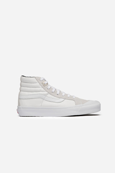 Alyx - Vans Alyx OG 138 SK8 High True White