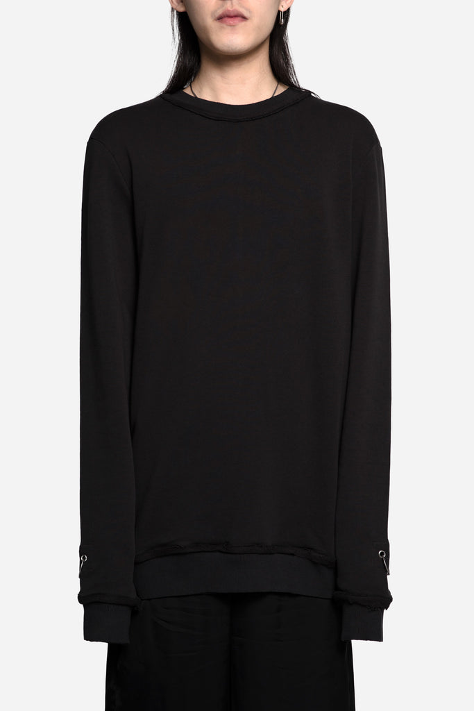Wald Sweater Jersey Black