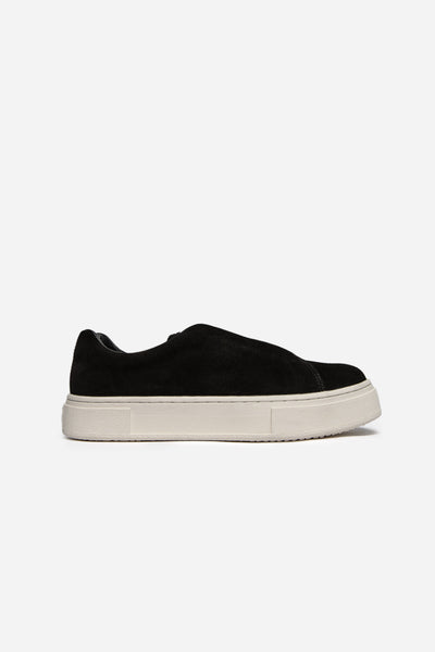 Eytys - Doja Suede Slip On Black