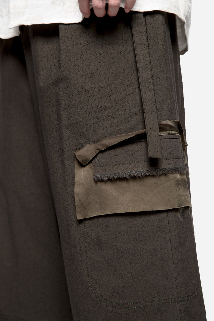 Pell Baggy Short Raw Umber