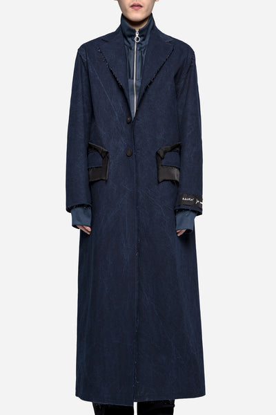 Damir Doma - Ceri Denim Coat Indigo